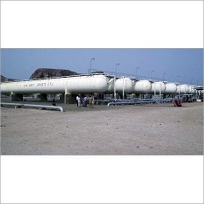 LPG Terminal Tanks
