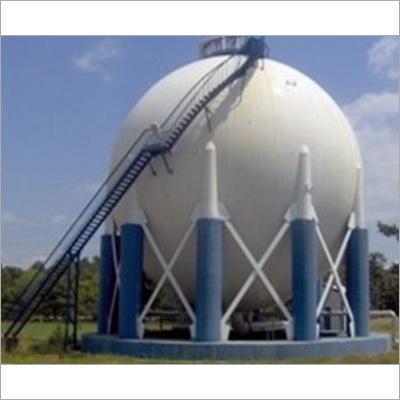 LPG Spherical Storage