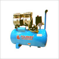 25 Ltr 1 Hp Oil Free Single Motor Air Compressor