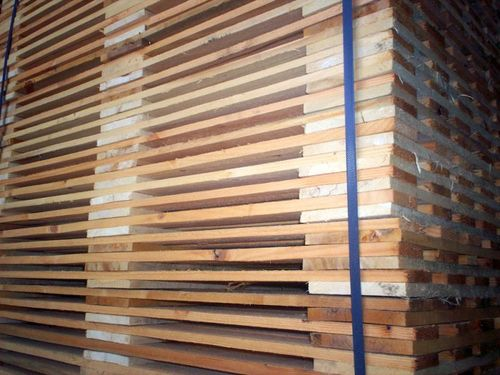 Grade AA/BB/CC Beech Wood Pallet Elements