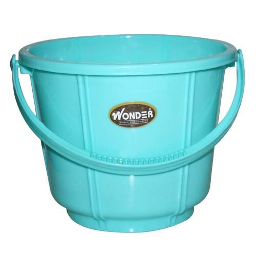 WONDER PLASTIC BUCKET 7