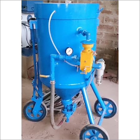 Portable Abrasive Blasting Machine AB-P7-150