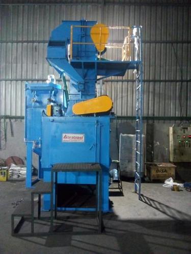 Tumblast Type Machine