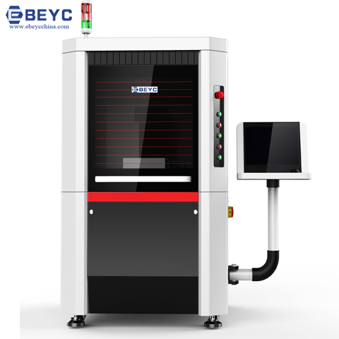 High Precision Fiber Laser Cutting Machine for Gold Silver