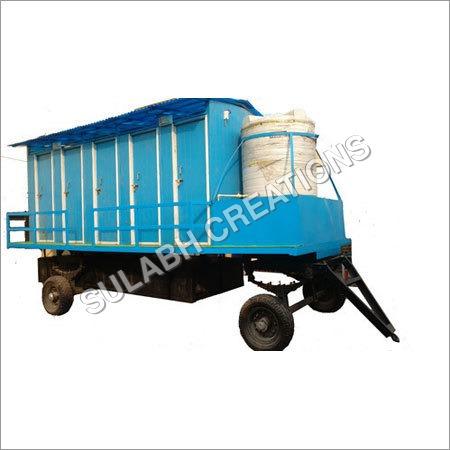 Modular Mobile Toilet Van