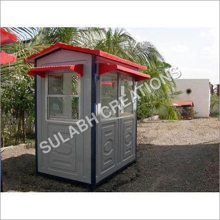 FRP Modular Portable Cabins