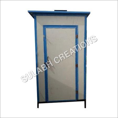 Steel PPGI Puff Toilet Cabins