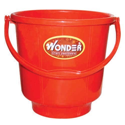 WONDER PLASTIC BUCKET 18