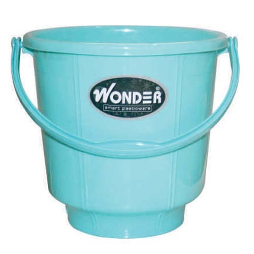 WONDER PLASTIC BUCKET 22