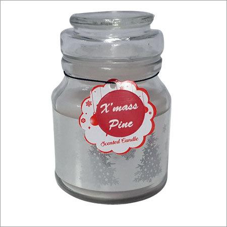 Medium Jar Candle X-mas Pine