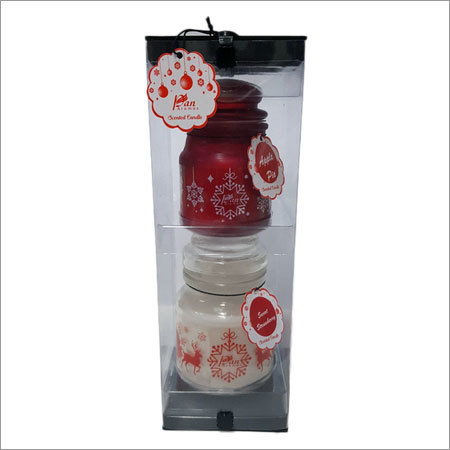Twin Pack Combo Jar Candle