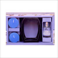 Burner Fragrance Oil T-Light Candle Gift Set