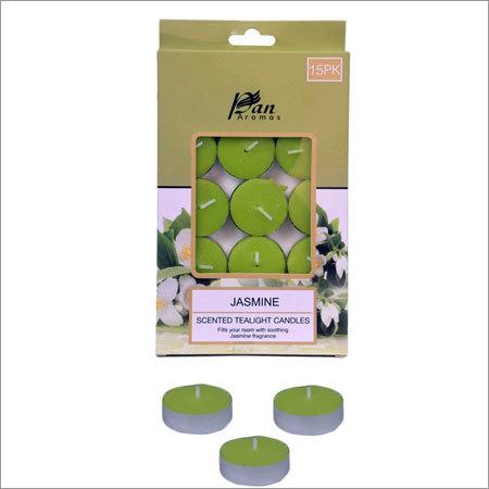 Jasmine Tealight Candles