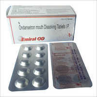 Ondansetron mouth dissolving tablets