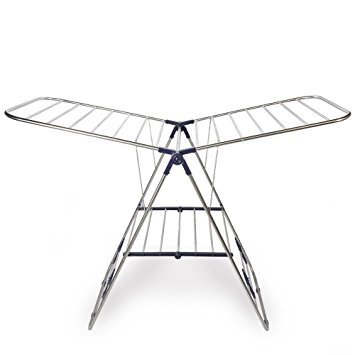 BUTTERFLY STEEL Cloth Dryer Stand