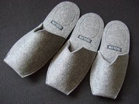Nonwoven Felt Slippers