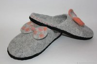 Girls Felt Slipper