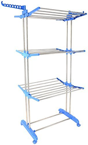 JUMBO STEEL Cloth Drying Stand