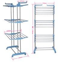 JUMBO STEEL Cloth Drying Stand