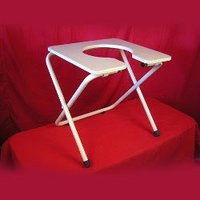 CROSS COMMODE STOOL