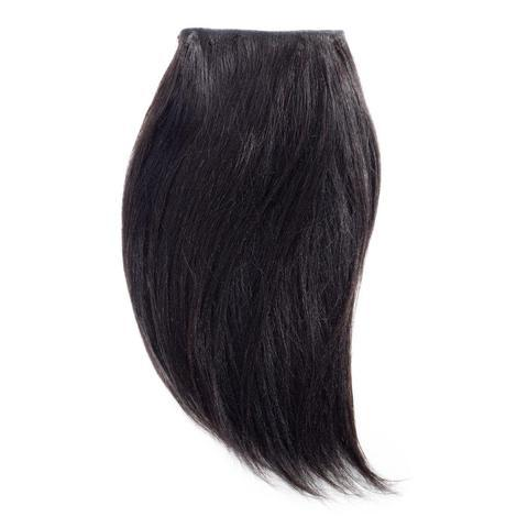 Relaxed Straight Human Hair