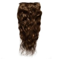 Wavy Human Hair Weaves