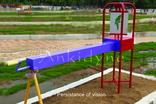 Science park Equipments Persistance of Vision