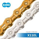 KMC CHAIN X11EL 11 Speed Bicycle Chain