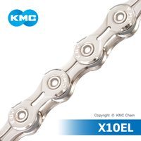 KMC CHAIN X10EL 10 Speed Bicycle Chain