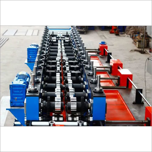 Road and Highway Safety Guardrail Making Machine
