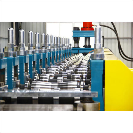 Three Waves Highway Guard rail Roll Forming Machine