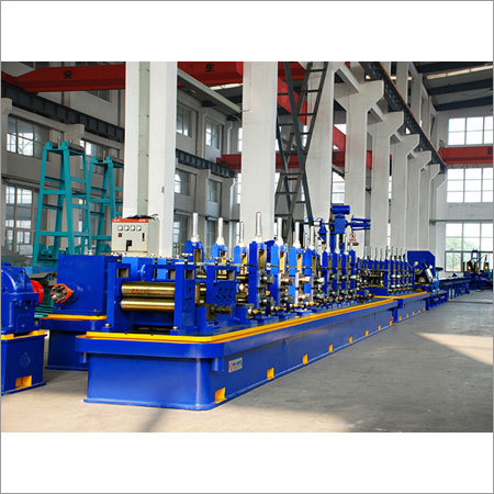 Welded Pipe Roll Forming Machine