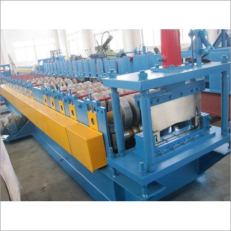 Standing Seam Roll Forming Machine