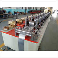 Foam-Filled Aluminium Rolling Shutter Blinds Roll Forming Machine