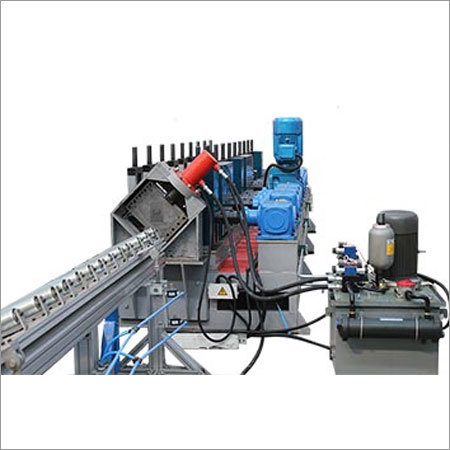 Galvanized Steel Vineyard Trellising Grape Post Roll Forming Machine