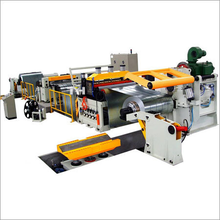 Slitting Line and Cut to Length Line