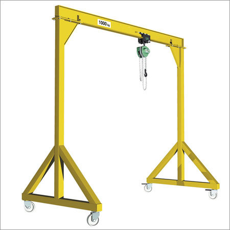 Small Gantry Crane for Workshop