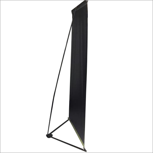 Roll Up Triangle Standees