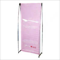 Spring Up Banner Stand