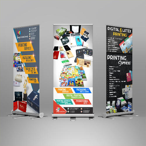 Customized Folding Display Stall