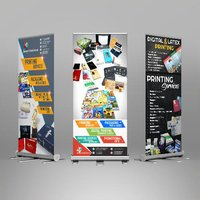 Customized Folding Display Stall