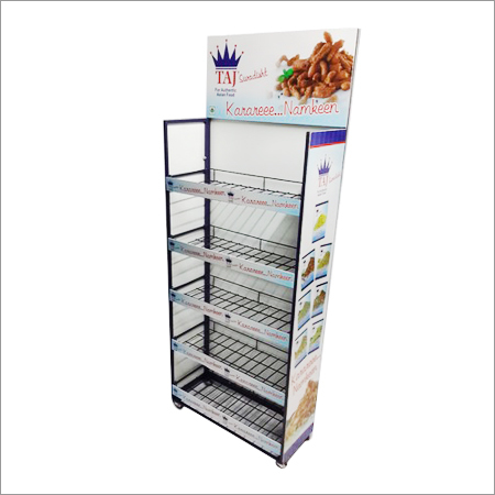 Floor Display Stand