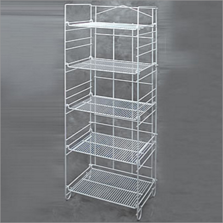 Metal Wire Display Rack