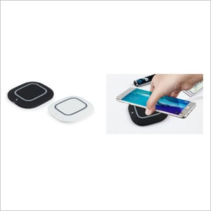 Square QI Standard Wireless Charger