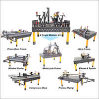 Factory Produce 3D Welding Table