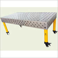 3D Adjustable Welding Positioner Table