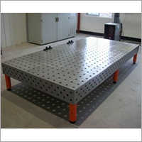 3D Welding Table with fixing and clamping