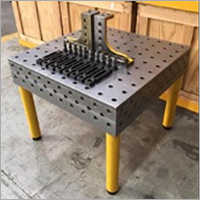 2D and 3D welding table
