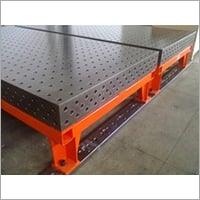 3D welding table jigs