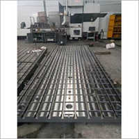 Steel Welding T-Slotted Table Cast iron Layout Plate 5 T-Slot